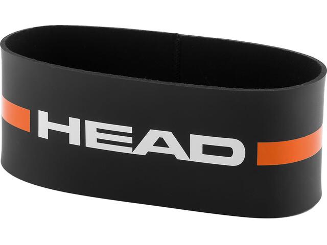 Head 3mm Bandana Black/Orange